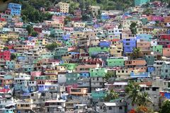 Port-au-Prince Obrazy Stock