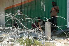 Port-au-Prince, Haïti Stock Foto