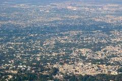 Port-au-Prince widok Zdjęcia Royalty Free