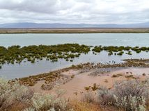 Port Augusta in South Australia Stock Photography