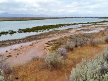 Port Augusta in South Australia Stock Photo