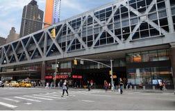 Port Authority Of NY & NJ Royalty Free Stock Photo