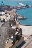 Port av Ancona Royaltyfri Foto