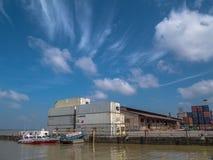 Port av Belem Arkivfoto