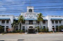Port av den Cebu staden Fotografering för Bildbyråer