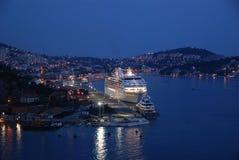 Port av Dubrovnik royaltyfri foto
