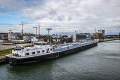 Port av Hasselt, Belgien Royaltyfri Fotografi