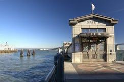Port av San Francisco royaltyfri fotografi