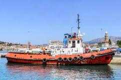 Port av splittring, Kroatien Fotografering för Bildbyråer