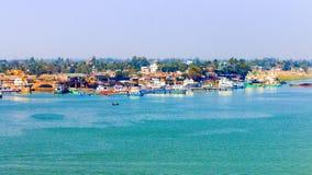 Port av Vairob Royaltyfri Fotografi