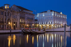 Port of Aveiro - Portugal Royalty Free Stock Photos