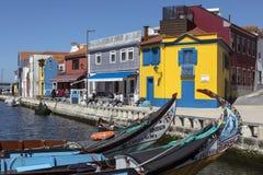 Port of Aveiro - Portugal Stock Photos