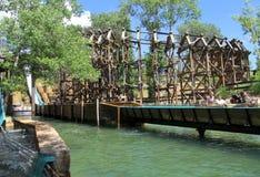 Port Aventura Photo libre de droits