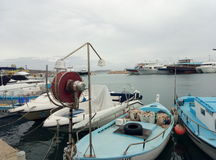 Port stock photo