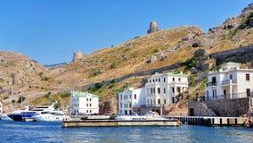 Port Balaclava Zdjęcie Royalty Free