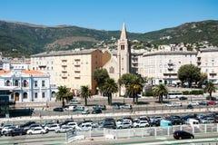 Port of Bastia, Corsika Stock Photos