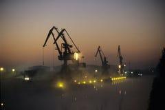 Port, beaux-arts Photographie stock libre de droits
