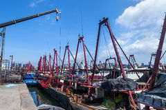 Port of Beihai,China Stock Photography