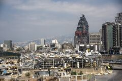 Beirut Blast | Port Explosion Disaster