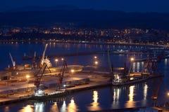 Port of Bilbao Royalty Free Stock Image