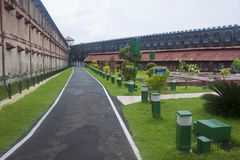 Port Blair Cellular Jail Stock Photography