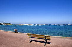 Port-Blanc Stock Image