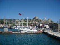 Port Bodrum, Turcja Fotografia Stock