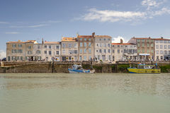 Port in Brittany Royalty Free Stock Photography