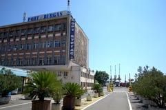 Port Burgas Bulgaria Stock Photography