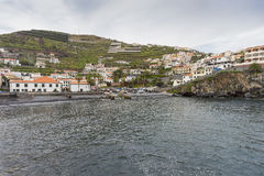 Port in Camara de Lobos Royalty Free Stock Photos