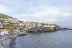 Port in Camara de Lobos Stock Photos
