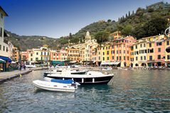 port camogli Fotografia Royalty Free