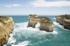 Port Campbell stock image