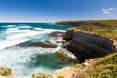 Port Campbell Coastline Stock Image