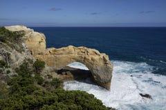 Port Campbell National Park - grande route d'océan Photo libre de droits