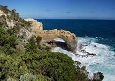Port Campbell National Park - grande route d'océan Photos stock