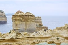 Port Campbell National Park Royalty Free Stock Images