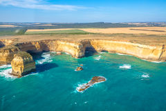 Port Campbell Victoria Royalty Free Stock Image