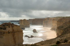 Port Campbell National Park, Victoria, Australia. Royalty Free Stock Photography