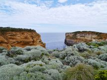 Port Campbell National Park in Victoria Royalty Free Stock Photos