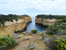 Port Campbell National Park in Victoria Stock Photo