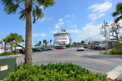 Port Canaveral Florida Royalty Free Stock Images