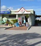 Port Canaveral Restaraunt stock photo