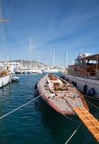 Port of Canne Royalty Free Stock Photos