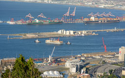 Port of Cape Town Stock Photo