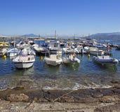 Port of Capri Stock Photography