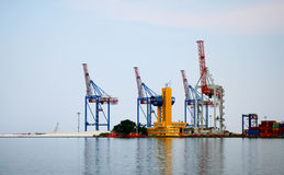 Port a Royalty Free Stock Photography