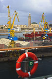 The port of Casablanca Royalty Free Stock Images