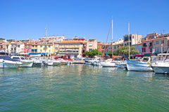 Port of Cassis Royalty Free Stock Photo