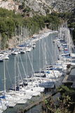 Port of Cassis Royalty Free Stock Photography